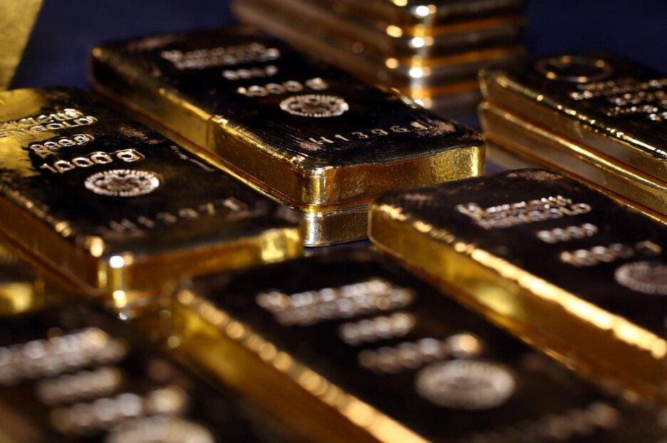 کاهش قیمت طلا ۱۹ فروردین